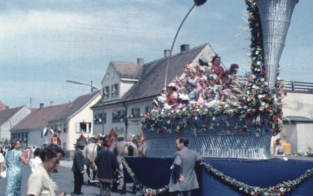 Ruethenfest anno 1958