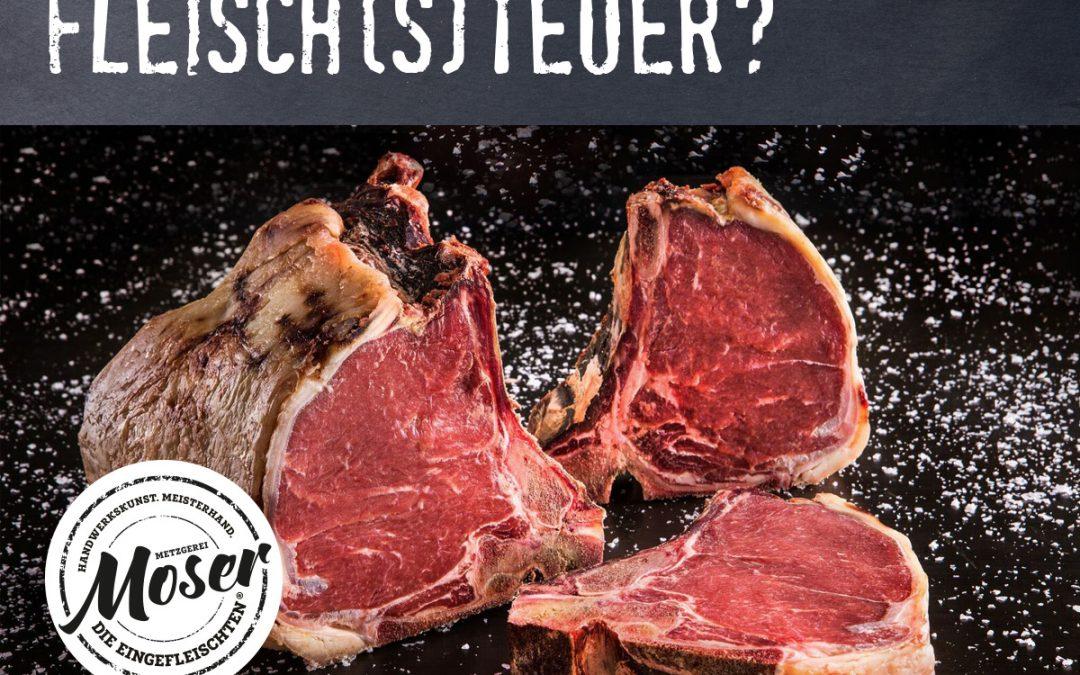 Fleisch(s)teuer fürs Sommerloch