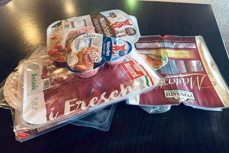 Plastikverpackung – Der Test