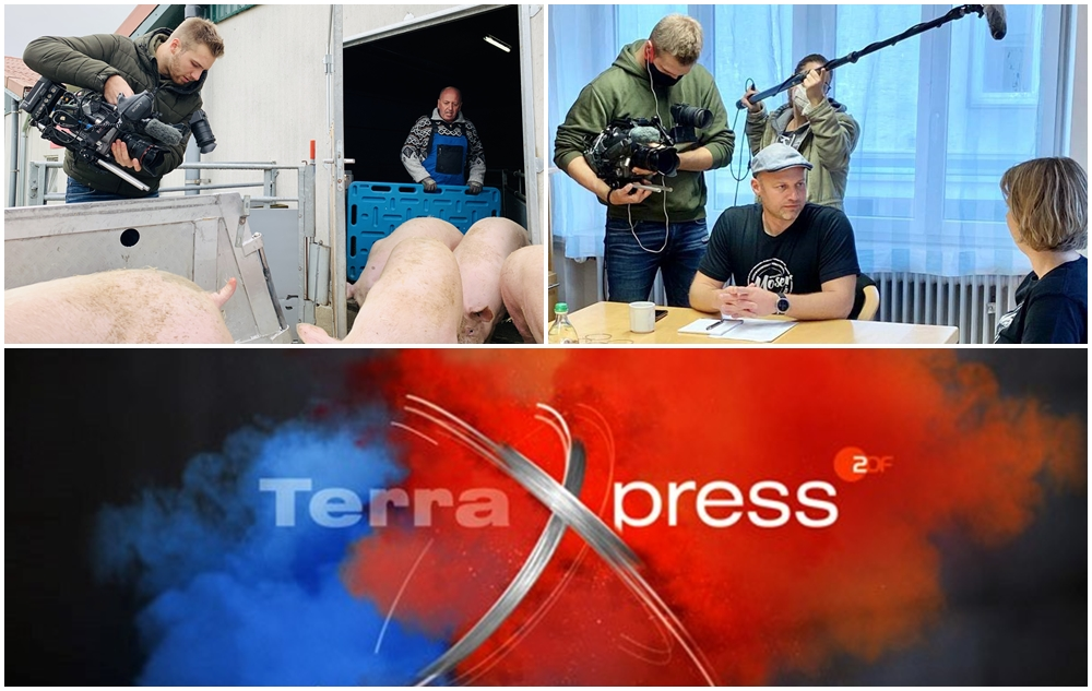 Metzgerei Moser in ZDF Terra XPress