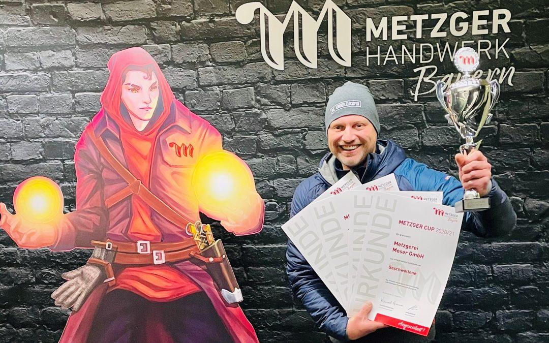 Metzger-Cup: Produkte mit Höchstpunktzahl